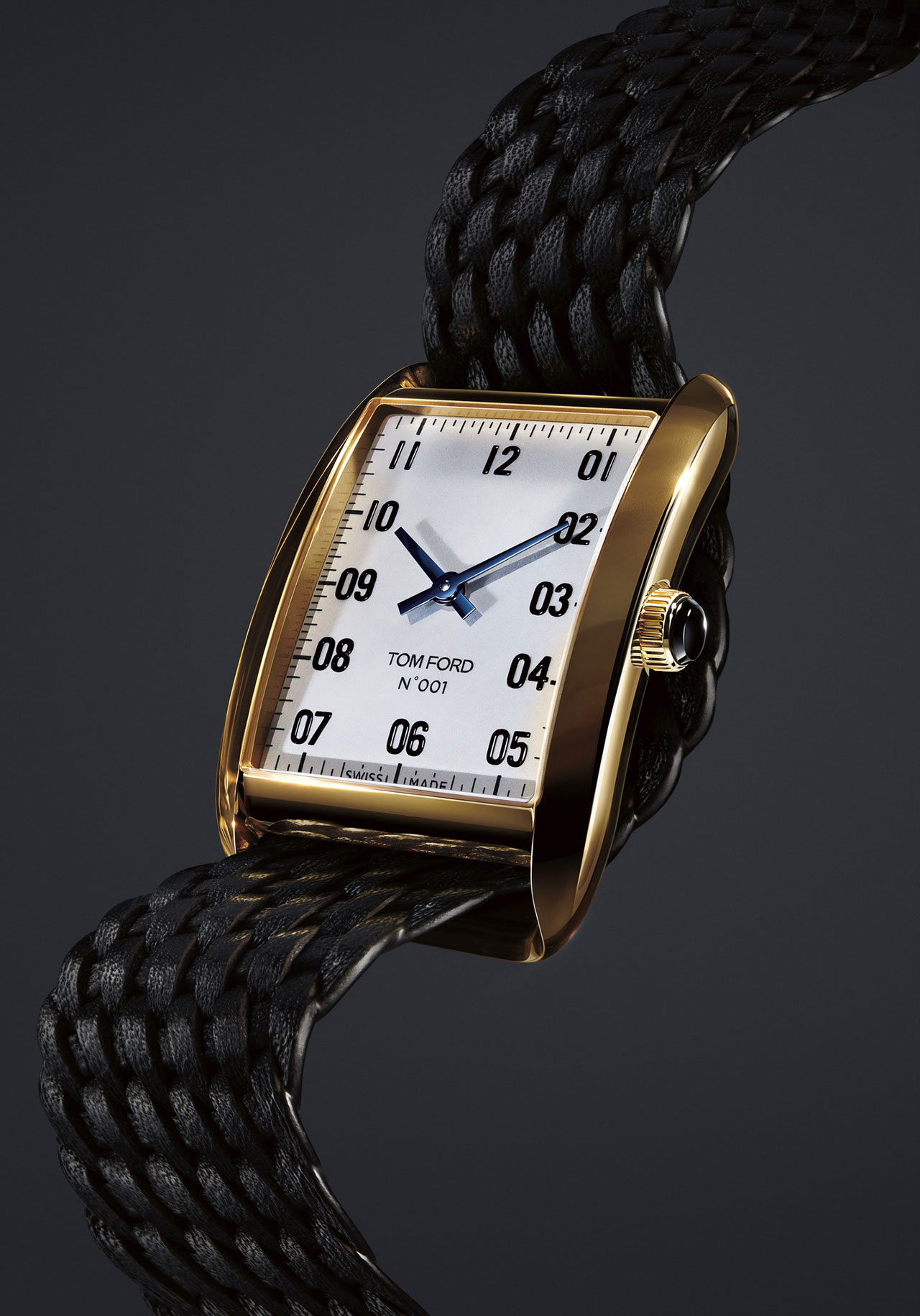 TOM FORD TIMEPIECE N° 001 | © TOM FORD