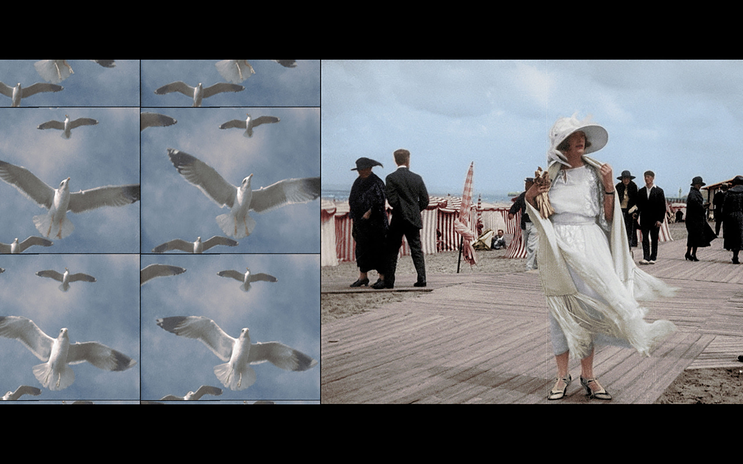 """Watch Chanel's New Film """"Deauville"""""""