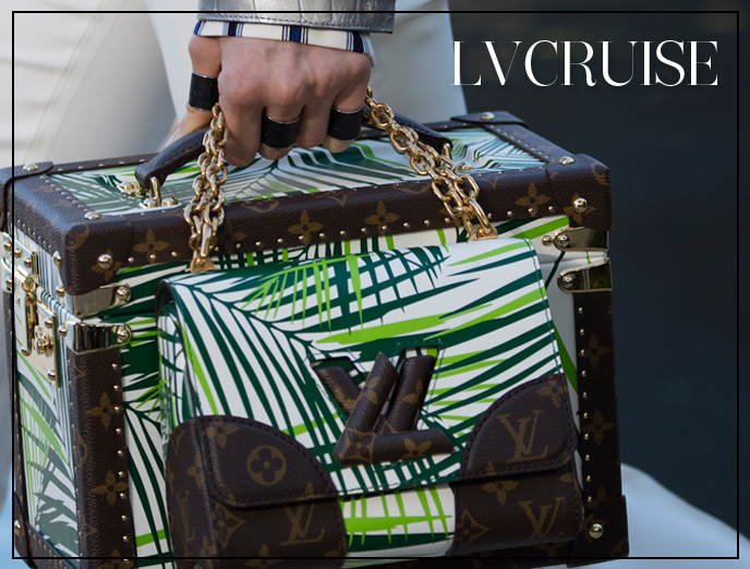 #LVCRUISE; Nicolas Ghesquière Brings The French Esprit To Fashion Buzz-City