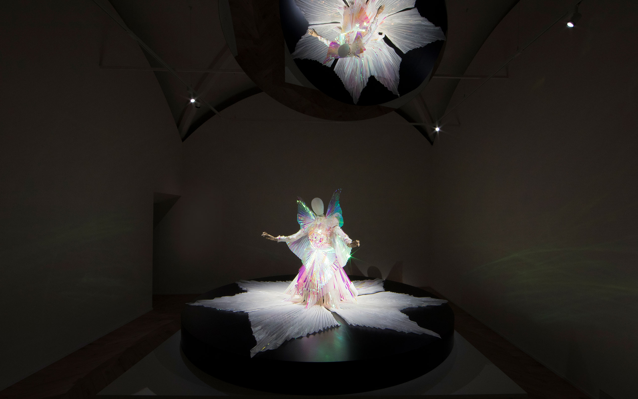 Gucci Garden Holds An Exhibition Dedicated To Björk
