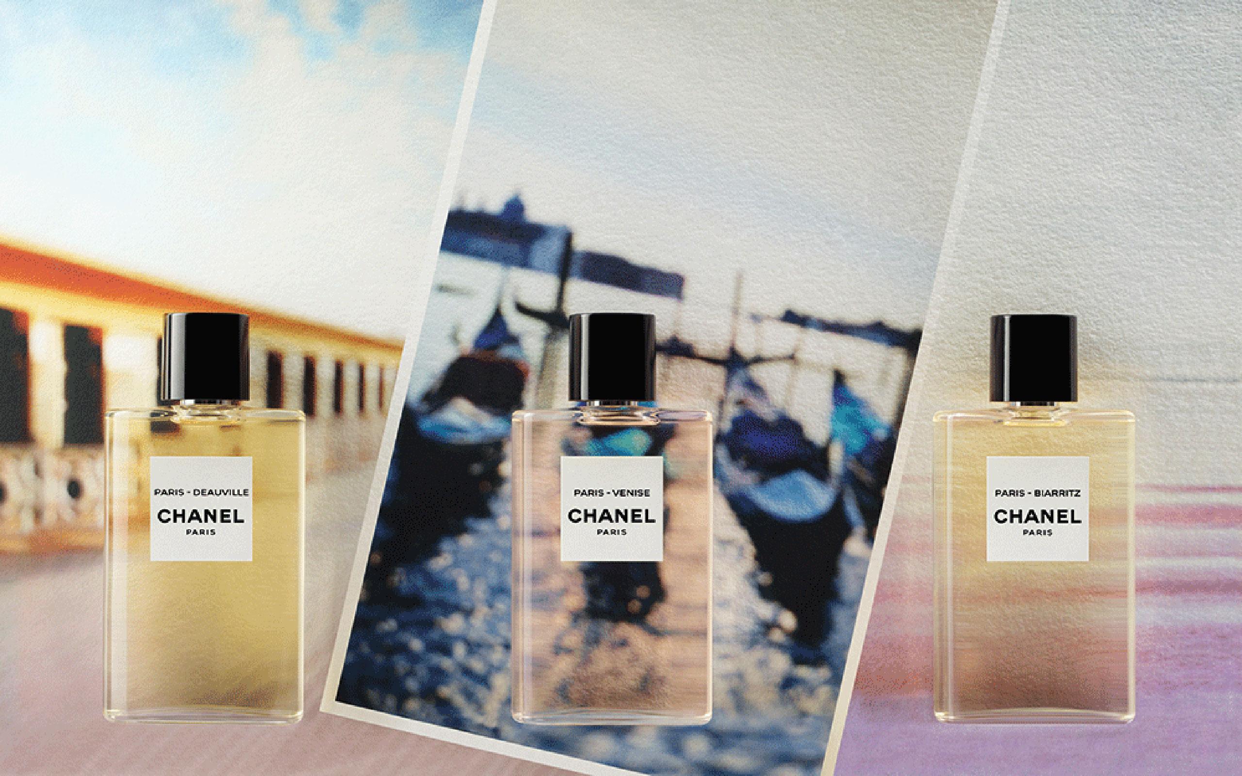 """CHANEL Launches New Fragrance Collection """"Les Eaux De Chanel"""""""