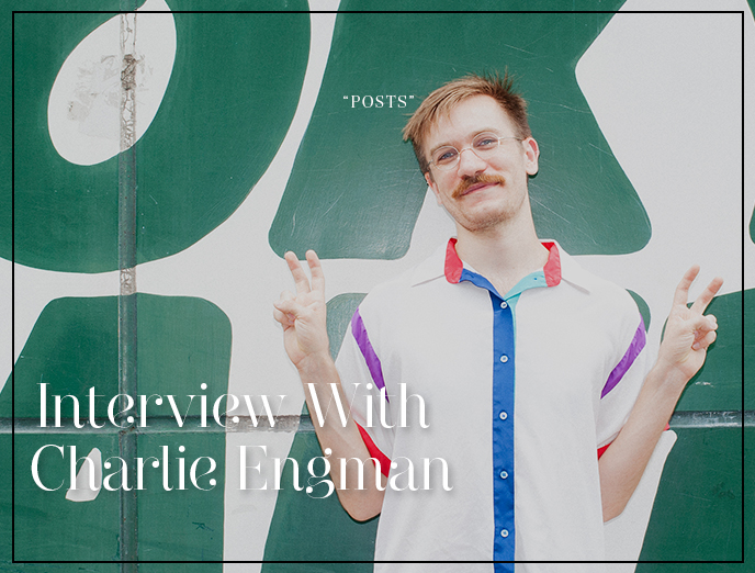 Interview With Photographer Charlie Engman