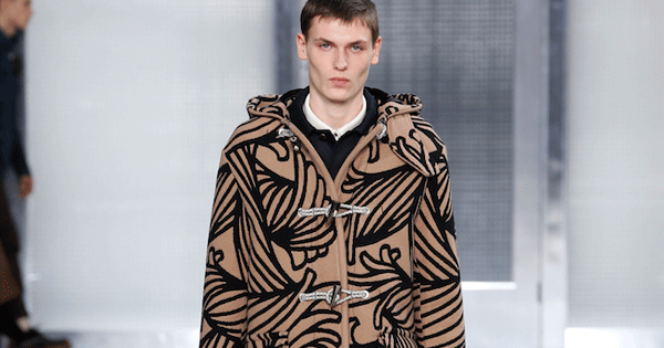 Christopher Nemeth (クリストファー・ネメス) にオマージュを捧げた Louis Vuitton (ルイ・ヴィトン) のメンズコレクションが伊勢丹の期間限定ストアに登場