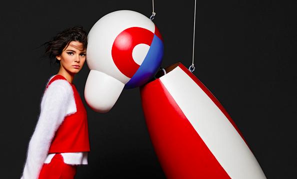 Sophie Taeuber-Arp (ソフィー・トイバー=アルプ) へオマージュを捧げた Fendi (フェンディ) 2015-16年秋冬キャンペーンが公開