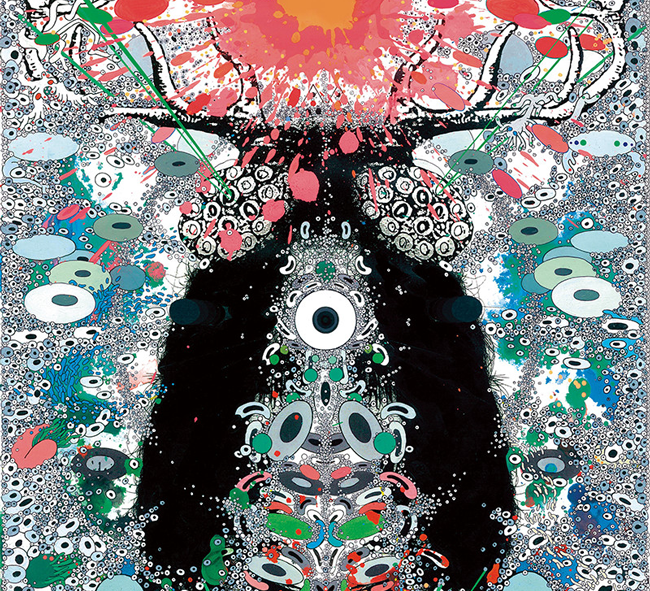 三戸なつめ「前髪切りすぎた」のミュージックビデオ監督・コタケマンの個展「ぬし」が mograg gallery & Aquvii AAT Shop で開催