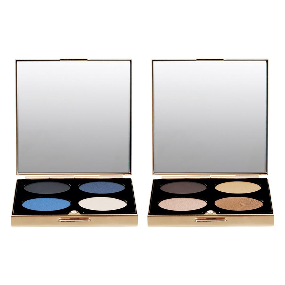 M・A・C × Guo Pei スモール アイシャドウ × 4 (左から) ナイト スカイ、モーニング ライト 各¥ 8,800 ※10月2日より数量限定発売