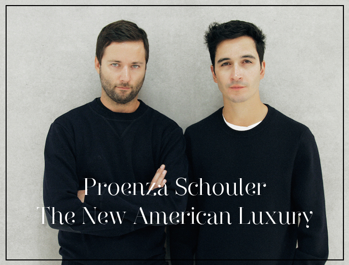 Jack McCollough And Lazaro Hernandez Talks About The Latest Collection, Collaboration With teamLab And Their New Project