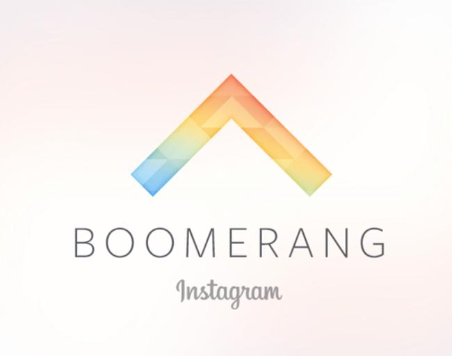 Instagram (インスタグラム) が静止画を1秒間のミニビデオに変換できるアプリ Boomerang (ブーメラン) をローンチ
