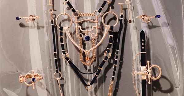 その創造力、アンコンベンショナル。Pierre Hardy (ピエール・アルディ) による Hermès (エルメス) ハイエンドジュエリー「オート・ビジュトリー」最新作が日本上陸