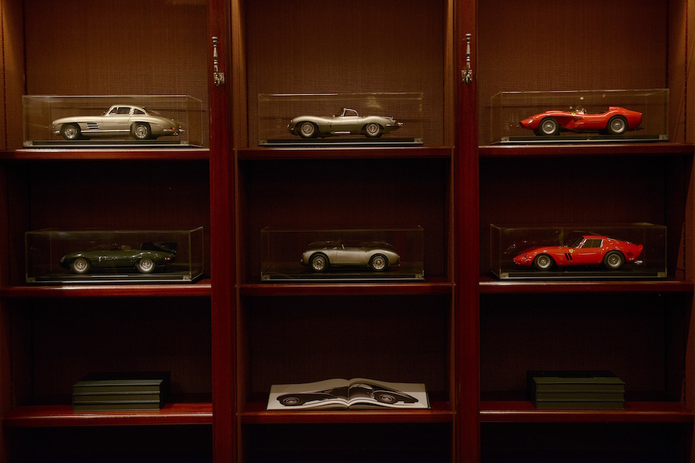 Ralph Lauren (ラルフ・ローレン) のクラシックカーコレクションが限定アイテムで登場