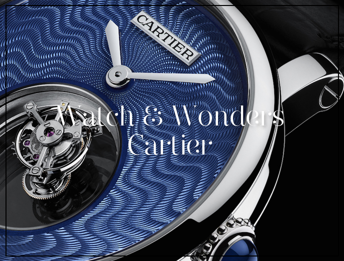 Watch & Wonders Vol.1; Complexity And The Beauty By Cartier
