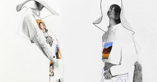 『スターウォーズ』と気鋭ファッションデザイナー10名がコラボ、セルフリッジのチャリティプロジェクトにて
