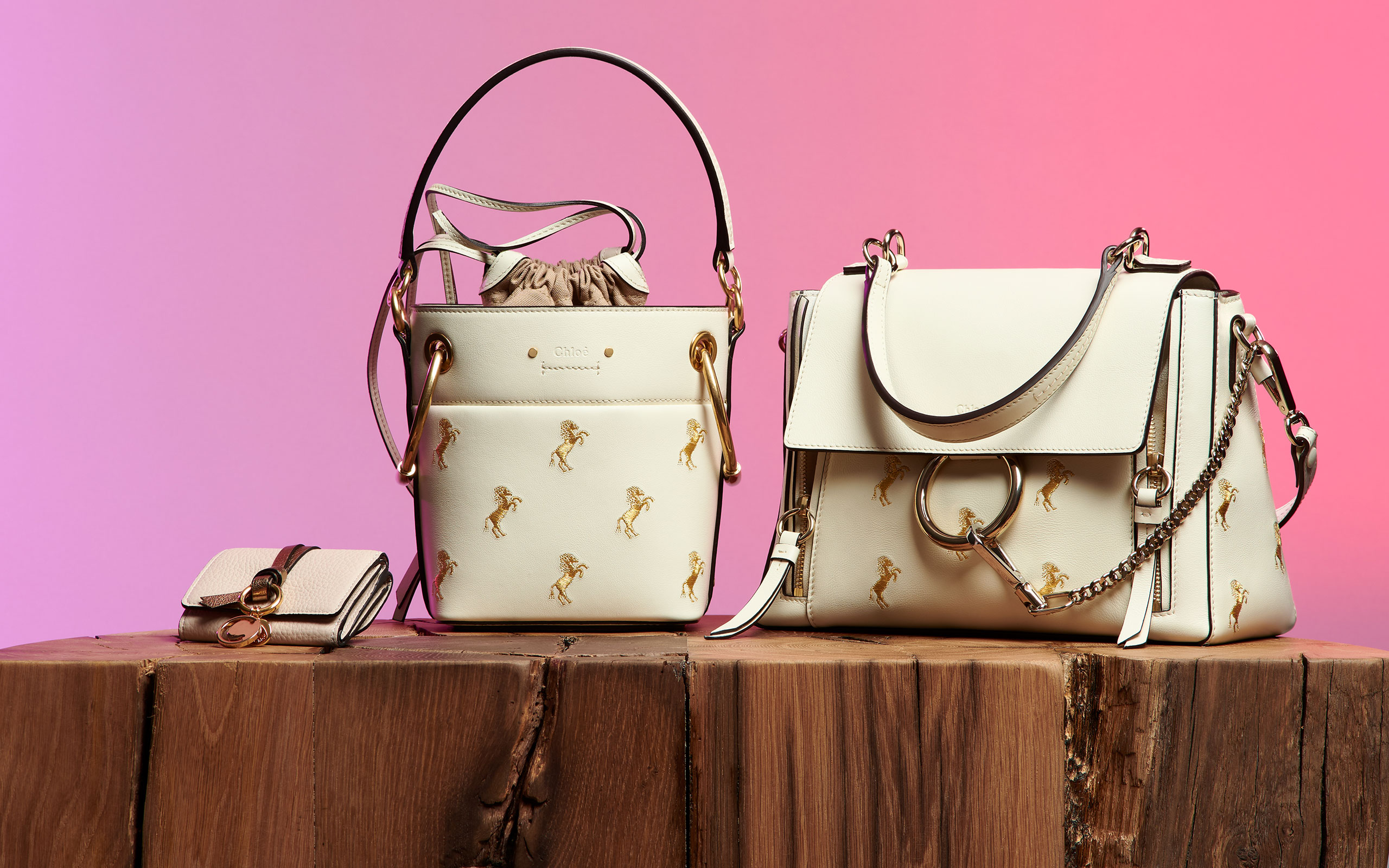 Chloé Launches Exclusive Christmas Collection In Japan