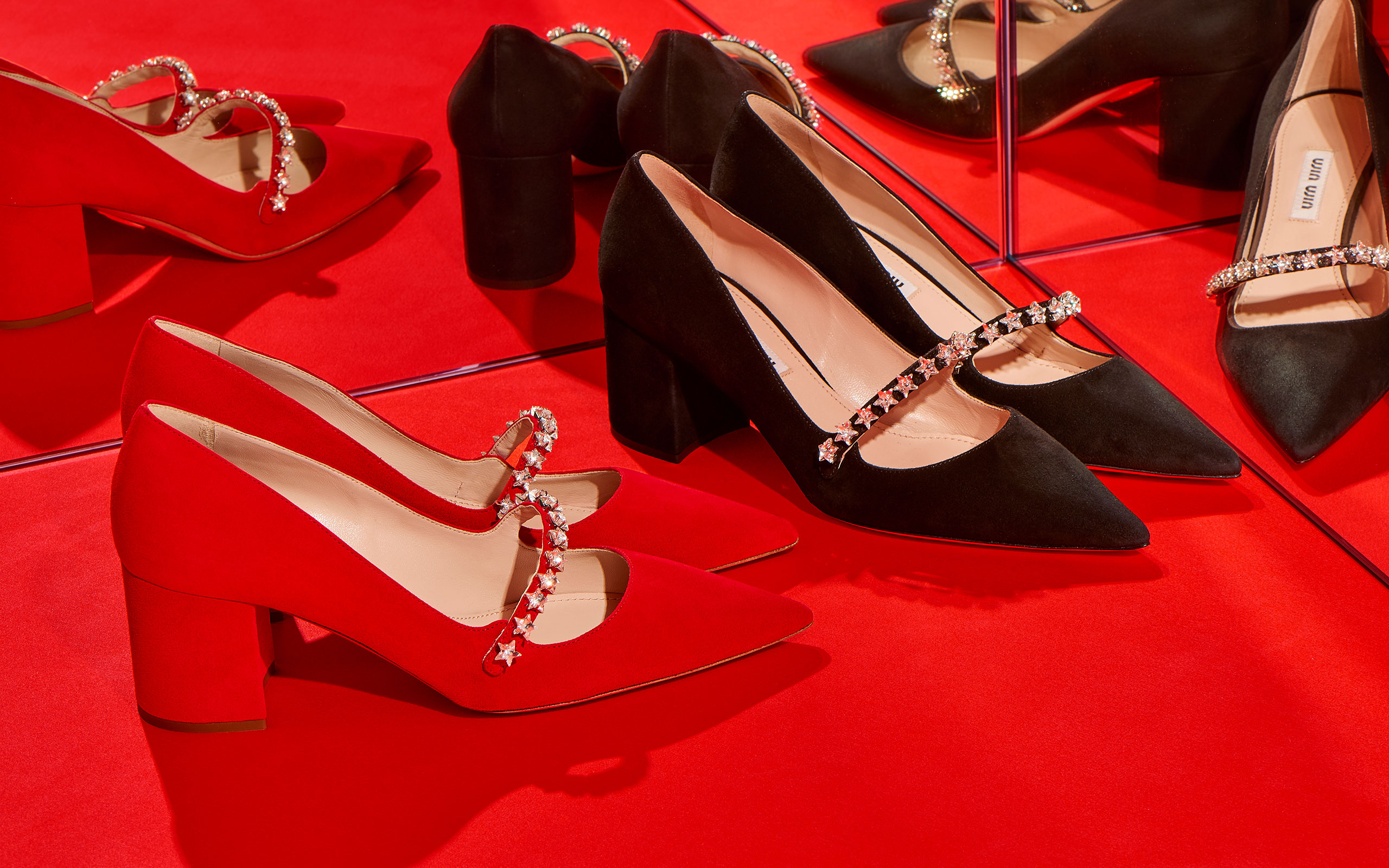 MIU MIU Opens Pop-Up Store Featuring Shoes Collection