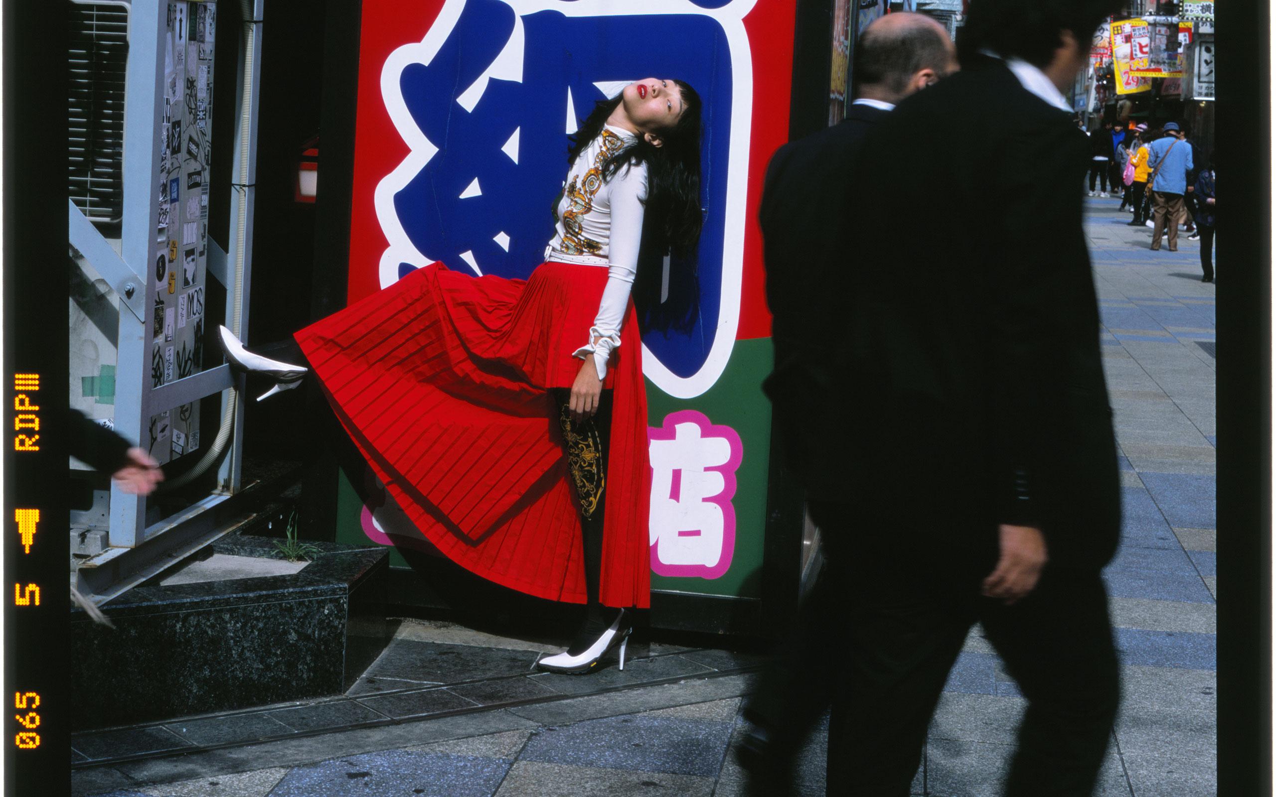 #TFPExclusive Chikashi Suzuki Shots Sakura Ando For TOGA SS 2019 Collection