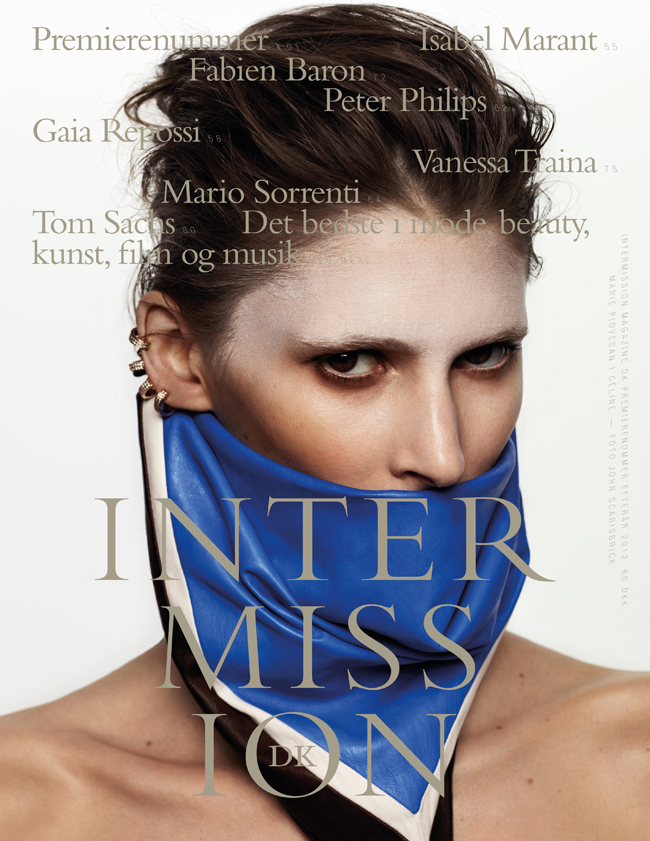 Intermission magazine