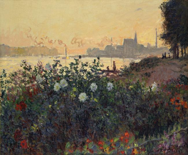 「自然と都市」展が開催中、モネ、ゴーガン、シャガールをはじめとする名画でフランス風景画の変遷を辿る