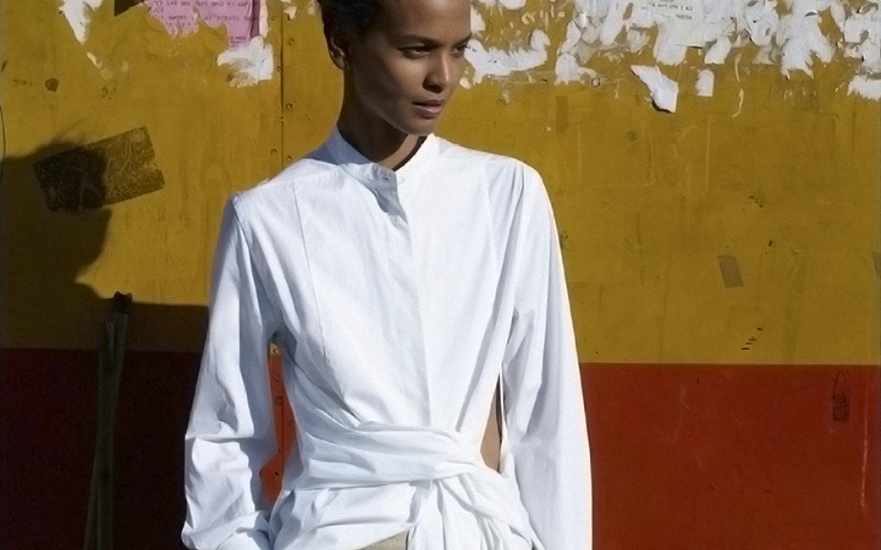 舞台は生まれ故郷エチオピア、3.1 Phillip Lim (3.1 フィリップ リム) 2016年春夏キャンペーンにてトップモデル Liya Kebede (リヤ・ケベデ) が登場