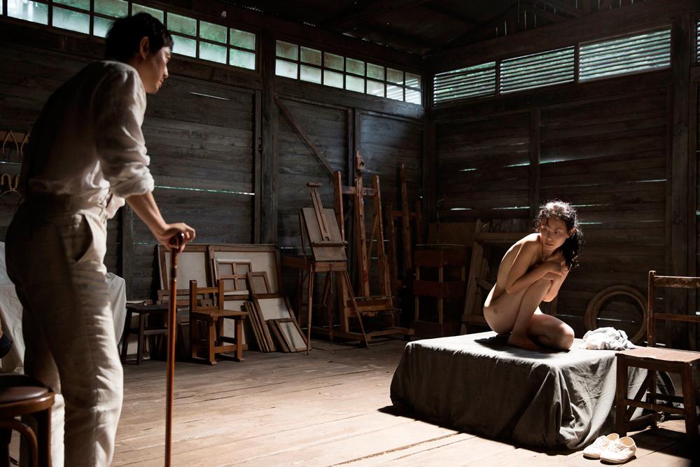 ミラノ国際映画祭で3冠を達成した極上のメロドラマにして珠玉の文芸エロス!映画『アトリエの春、昼下がりの裸婦』が公開中