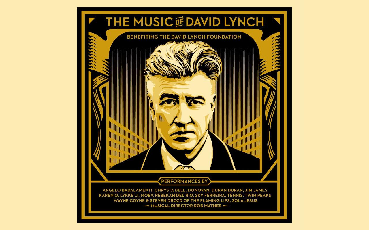 David Lynch (デヴィッド・リンチ) のトリビュートアルバムがリリース、Sky Ferreira (スカイ・フェレーラ) や Karen O (カレンO)、Lykke Li (リッキー・リー) が参加