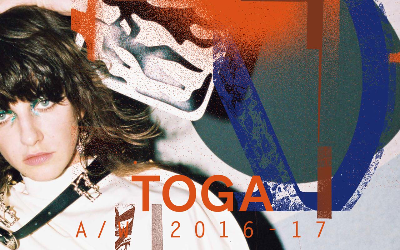 TOGA (トーガ) 2016-17年秋冬イメージビジュアルが公開 撮影は鈴木親