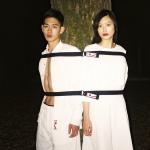 MAISON KITSUNÉ が日本の「礼儀作法」にインスパイアされたカプセルコレクションを発売。ルック撮影は注目の若手フォトグラファー Ren Hang (レン・ハン) が担当