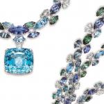 Tiffany (ティファニー) が創り出す至高のクチュール ジュエリー「ブルー ブック」から最新コレクションが登場