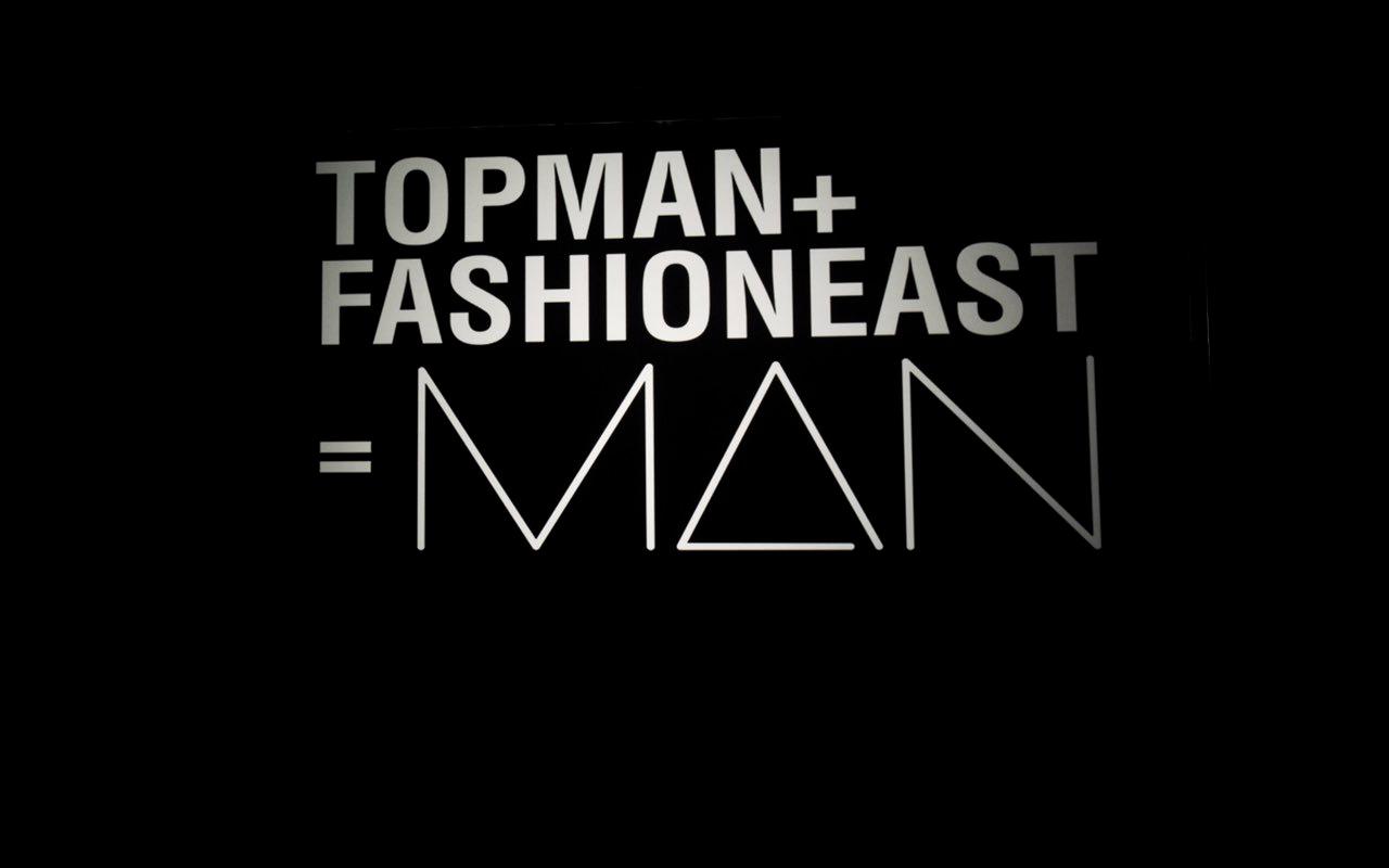 Fashion East (ファッション・イースト) と Topman (トップマン) による合同ショー MAN の2017年春夏コレクションのラインナップが発表