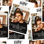 『Business of Fashion  (ビジネス・オブ・ファッション)』のプリント版から第7号目が発刊、表紙は Jonathan Anderson (ジョナサン・アンダーソン)