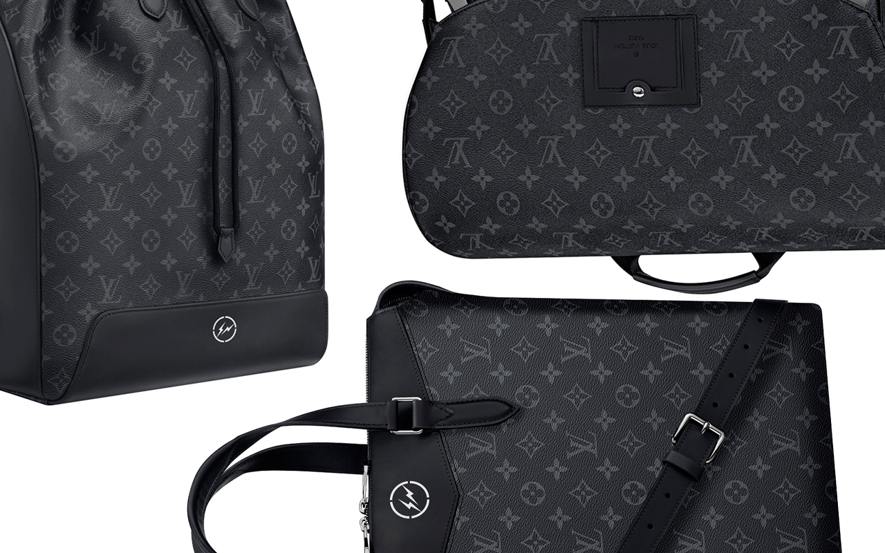 Louis Vuitton (ルイ・ヴィトン) が藤原ヒロシ「fragment design」とコラボ、期間限定ストアが伊勢丹新宿店に登場