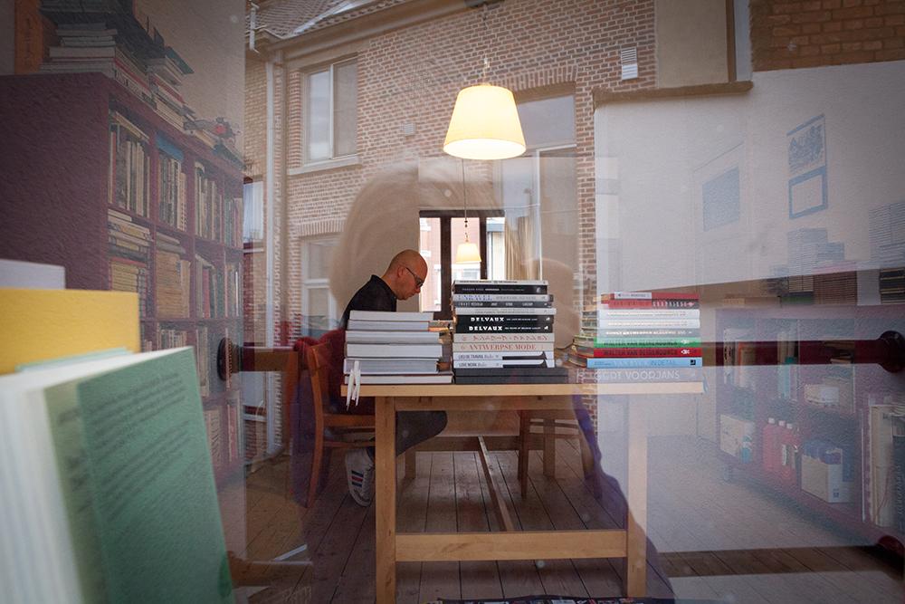 PB studio © Elisabeth BroekaertP