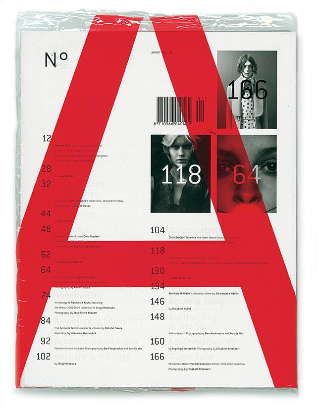 N°A Magazine Cover