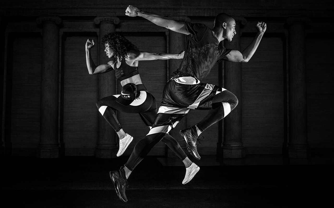 NikeLab  と Riccardo Tisci との新たなコラボコレクション第一弾が発売
