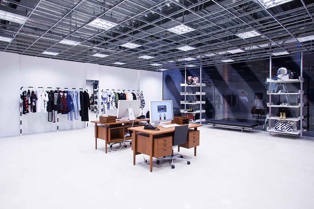 Off white online shop