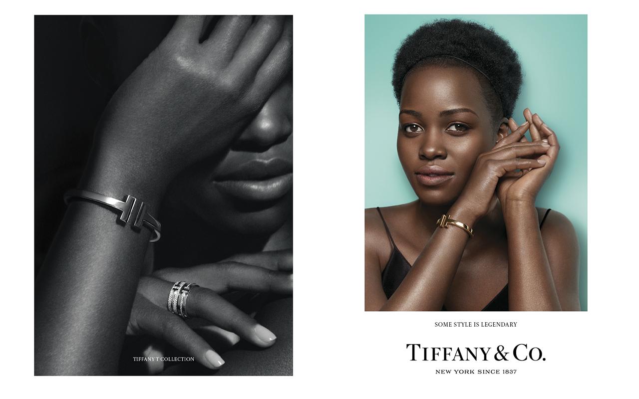 Tiffany (ティファニー) 史上初となるセレブリティを起用したキャンペーン「レジェンダリー スタイル」が公開、仕掛け人は Grace Coddington (グレース・コディントン)