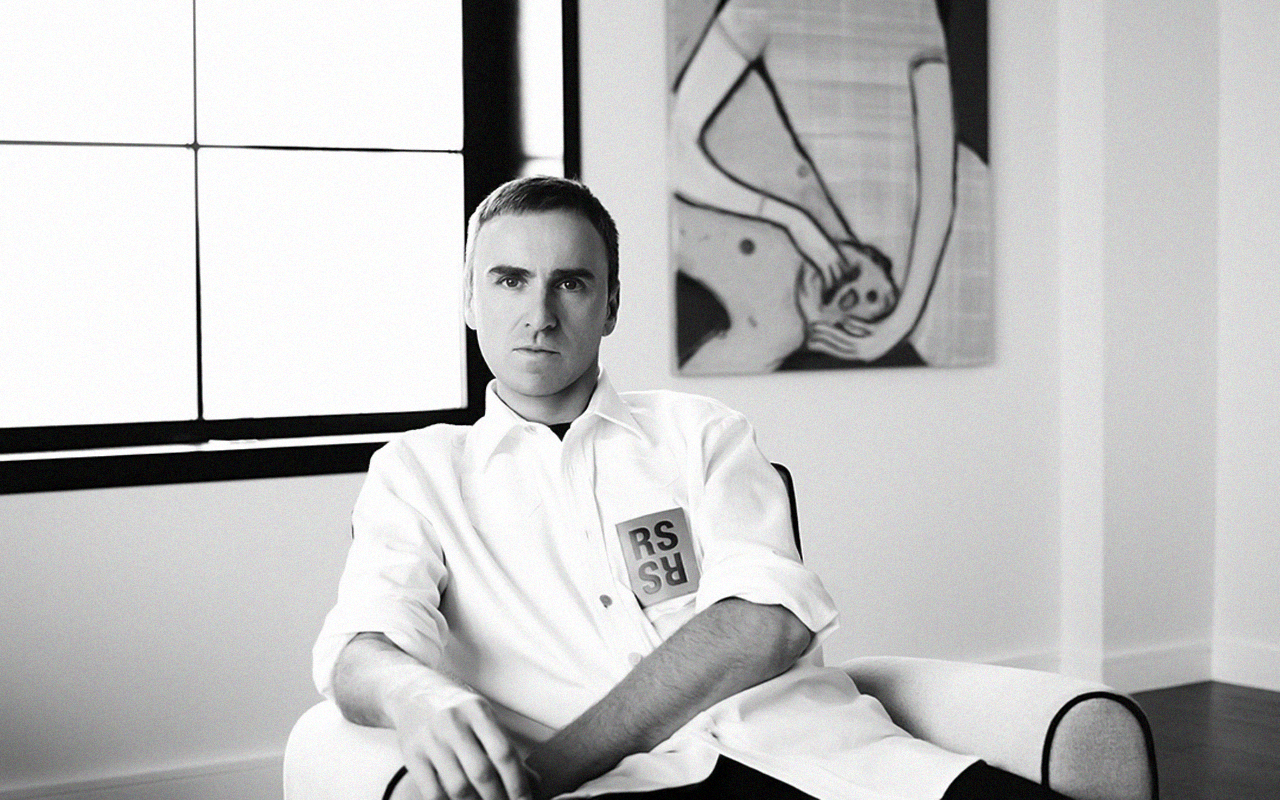 Raf Simons (ラフ・シモンズ) が Calvin Klein (カルバン・クライン) のチーフ・クリエイティブ・オフィサーの就任