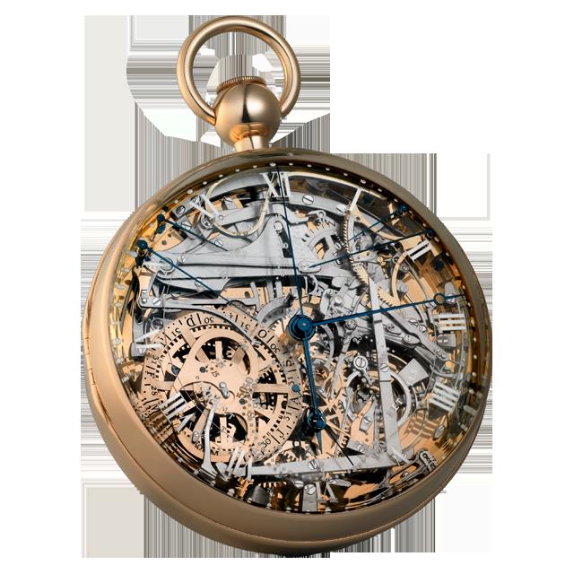 1783年にマリー・アントワネットの護衛官によって注文されたという「ブレゲ No.160」。| © Breguet