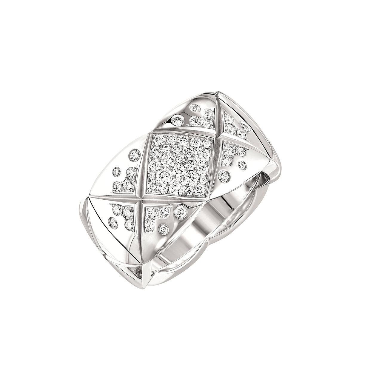 「ココ クラッシュ」(WG、ダイヤモンド) ¥ 825,000