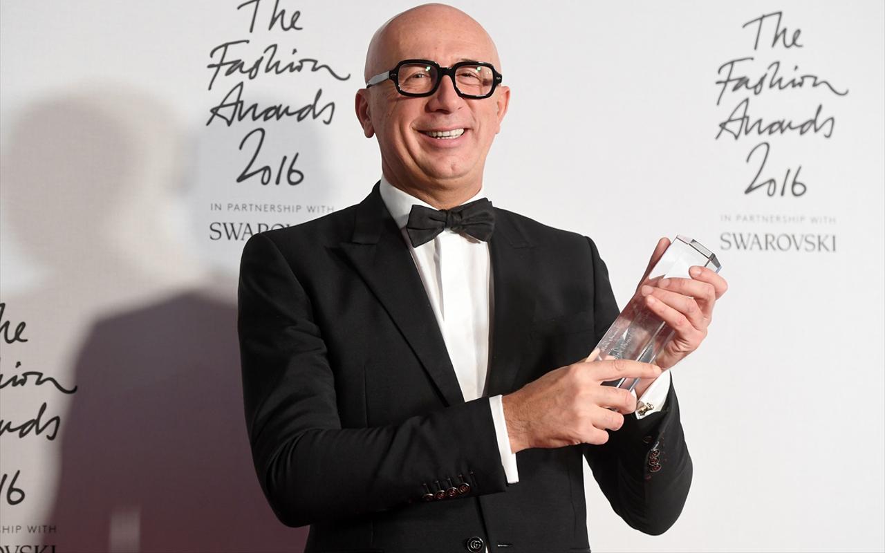 2016年度 Fashion Awards (ファッション・アワード) 受賞者が発表、Royal Albert Hall (ロイヤル・アルバート・ホール) にて授与式開催