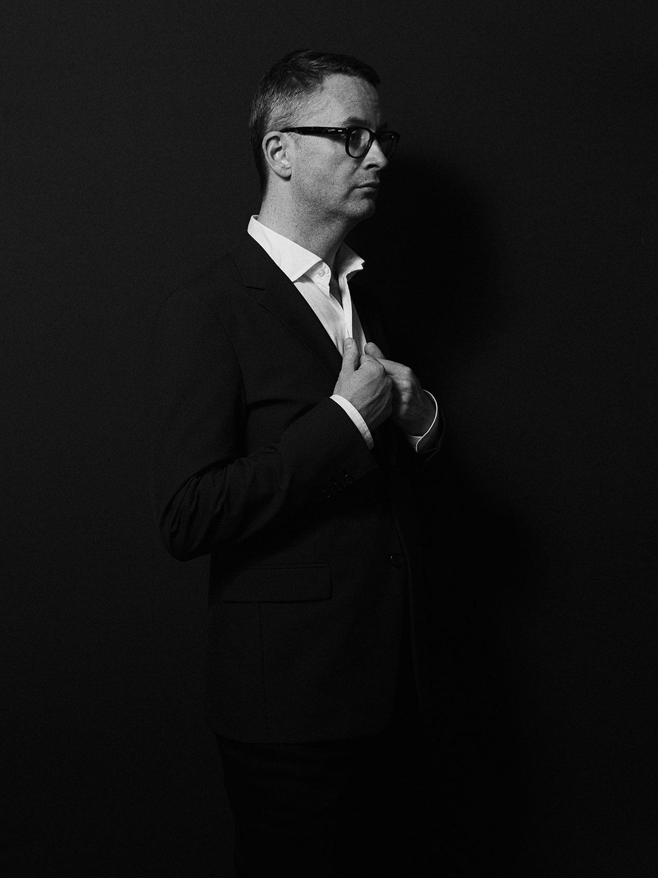 Nicolas Winding Refn | Photography: Hiroki Watanabe | © The Fashion Post