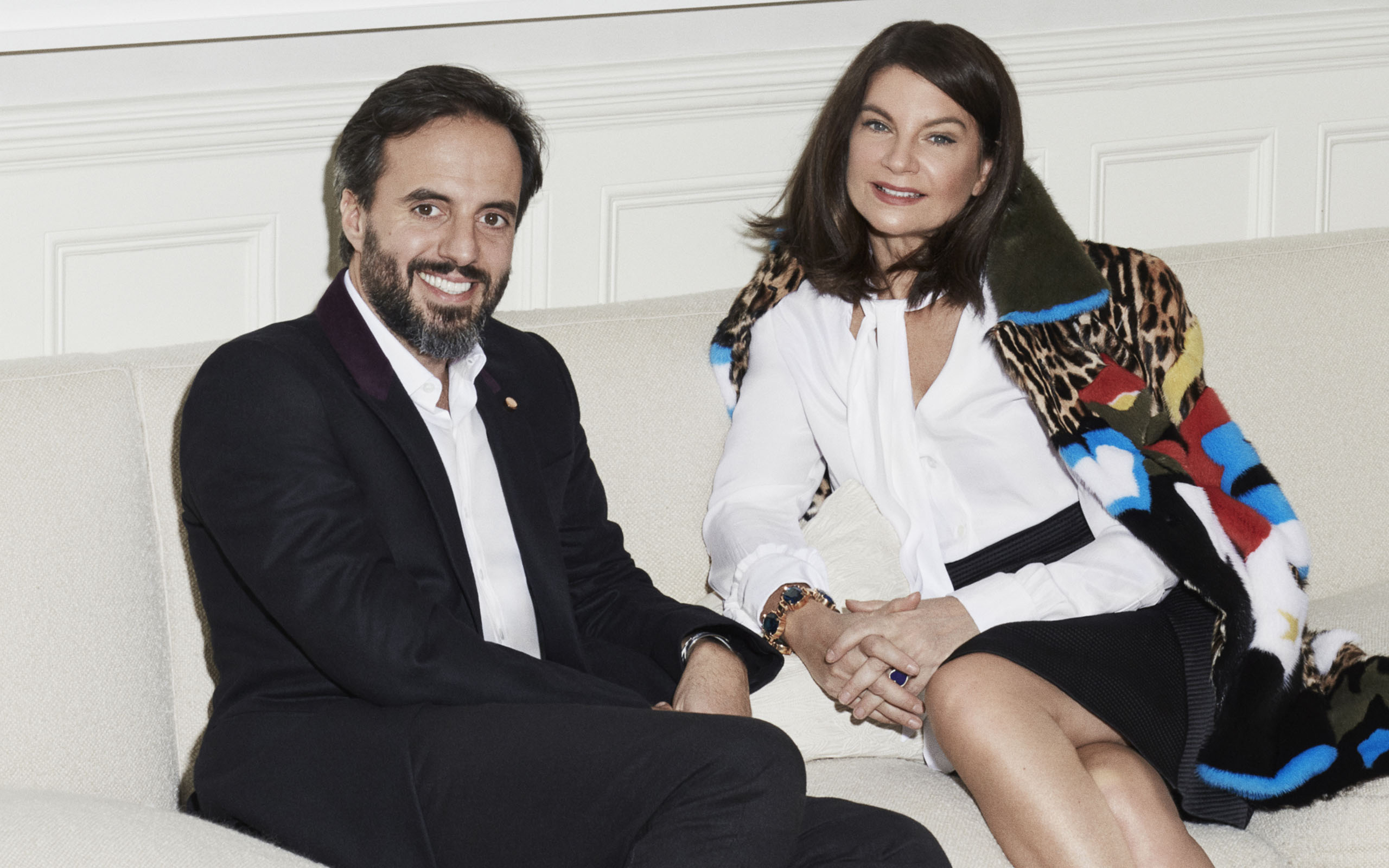 Natalie Massenet, Newly Appointed Co-Chairman Of Farfetch