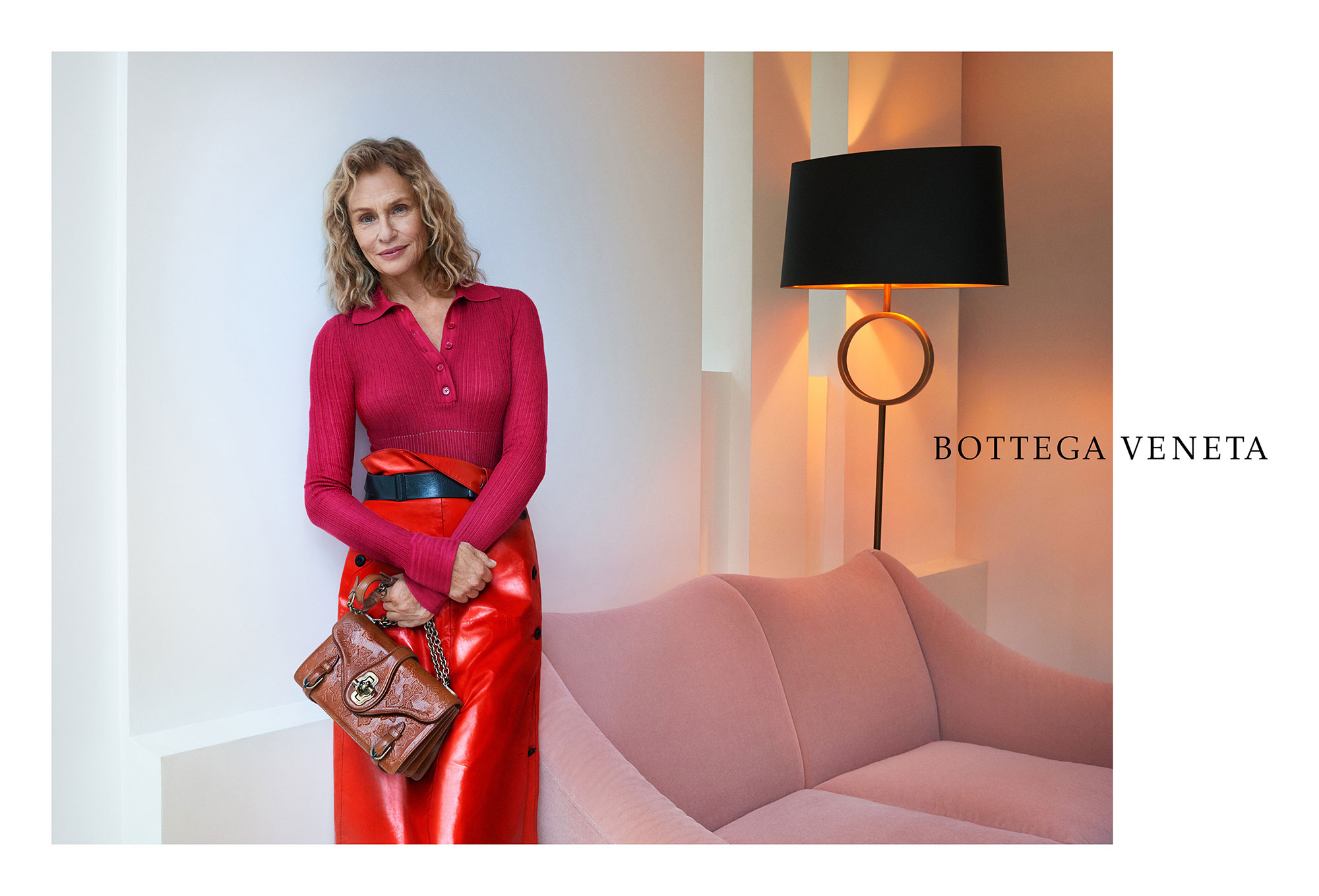 Bottega Veneta SS17 (Lauren Hutton Image) | Agency - Lloyd&Co., Photographer - Todd Hido