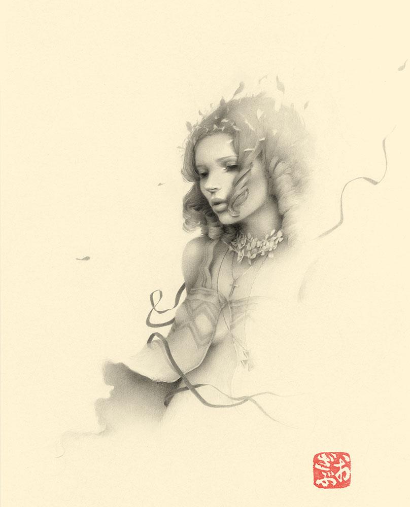 「Moving Kate」 Ozabu - John Galliano S/S 91・Courtesy of SHOWstudio - The Mass