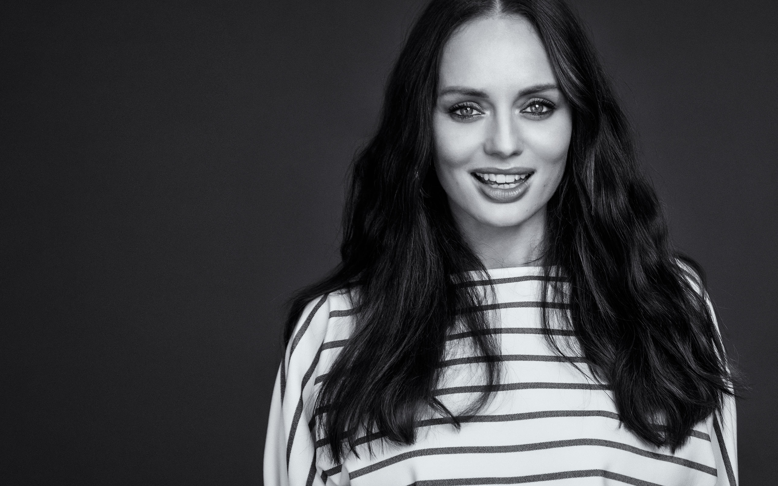 Interview With Laura Haddock