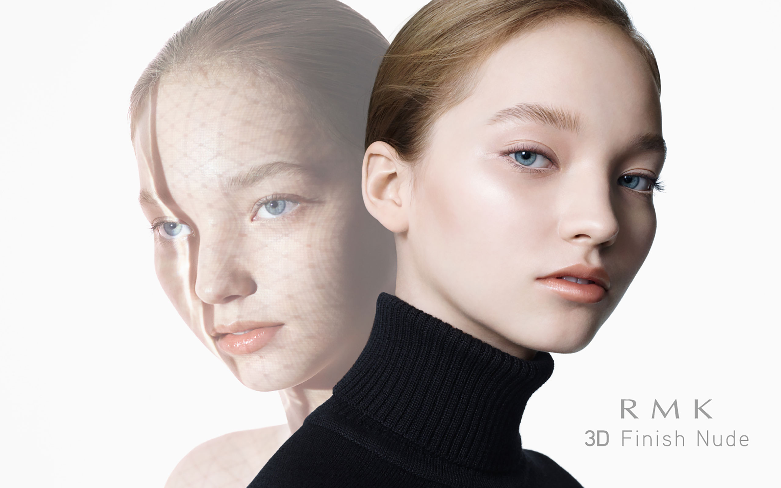 RMK Launches New Foundation '3D Finish Nude'