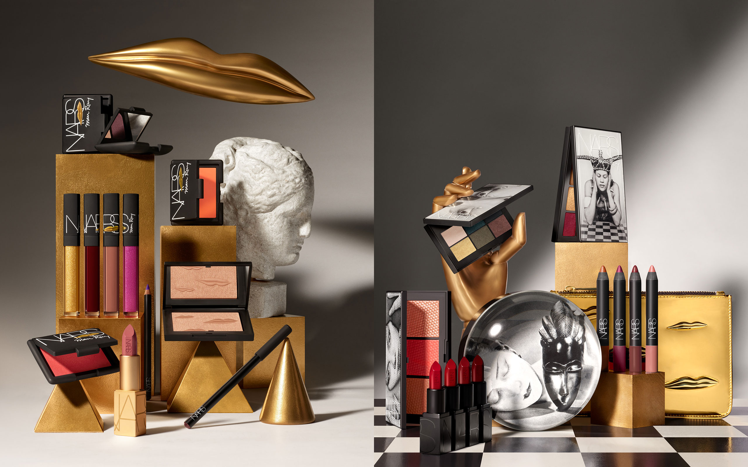Must-Have; NARS × Man Ray Collaborated Holiday Exclusive Collection