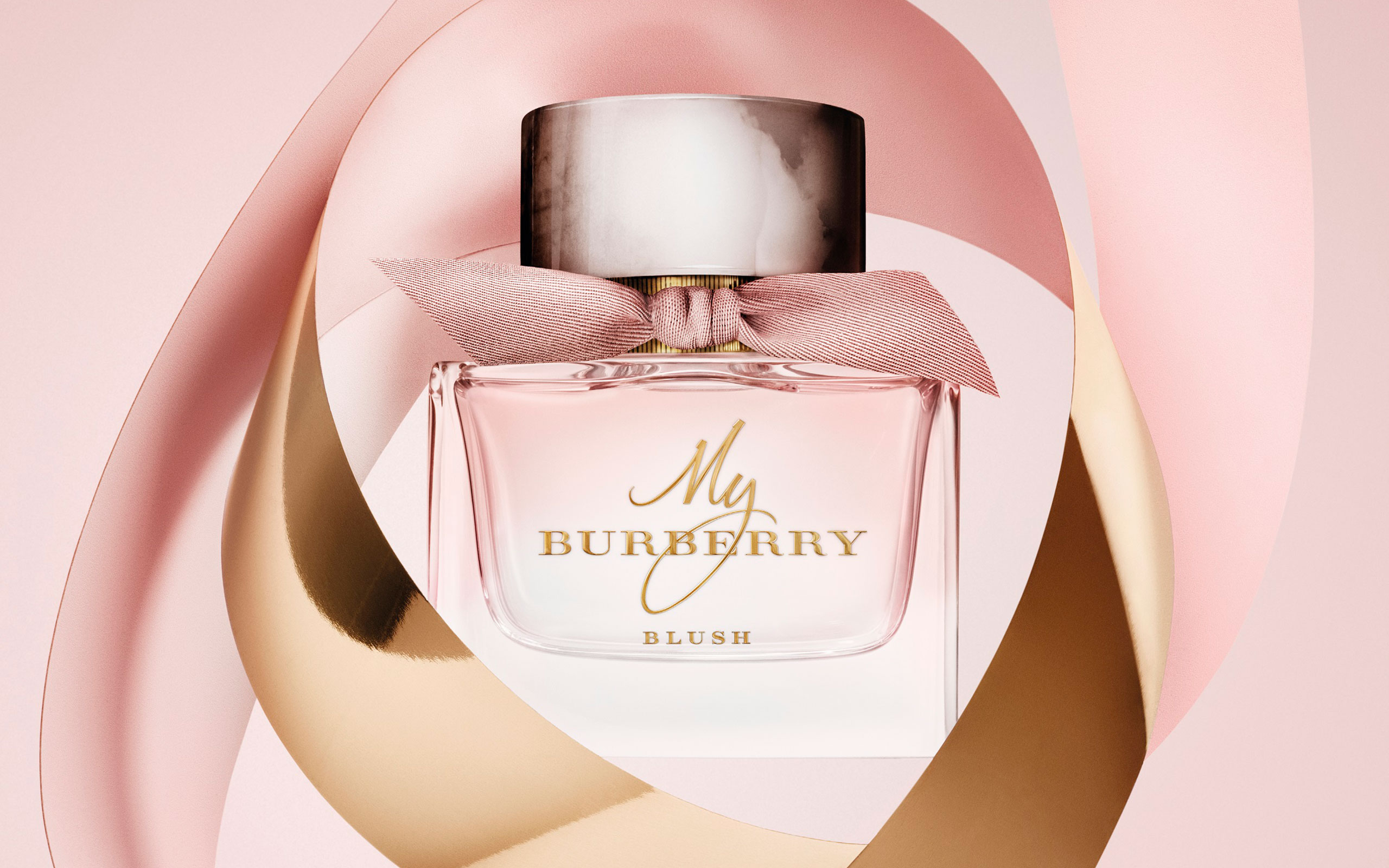 Burberry Lunches New Fragrance 'My Burberry Blush'