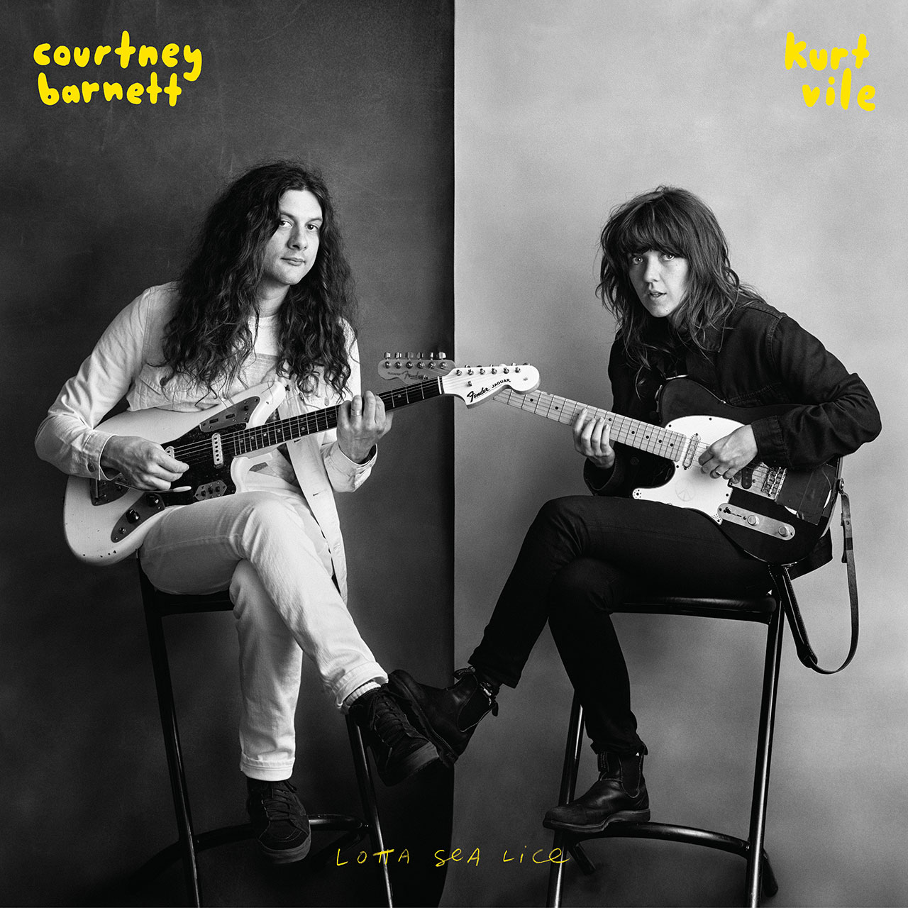 Courtney Barnett & Kurt Vile『LOTTA SEA LICE』¥2,200