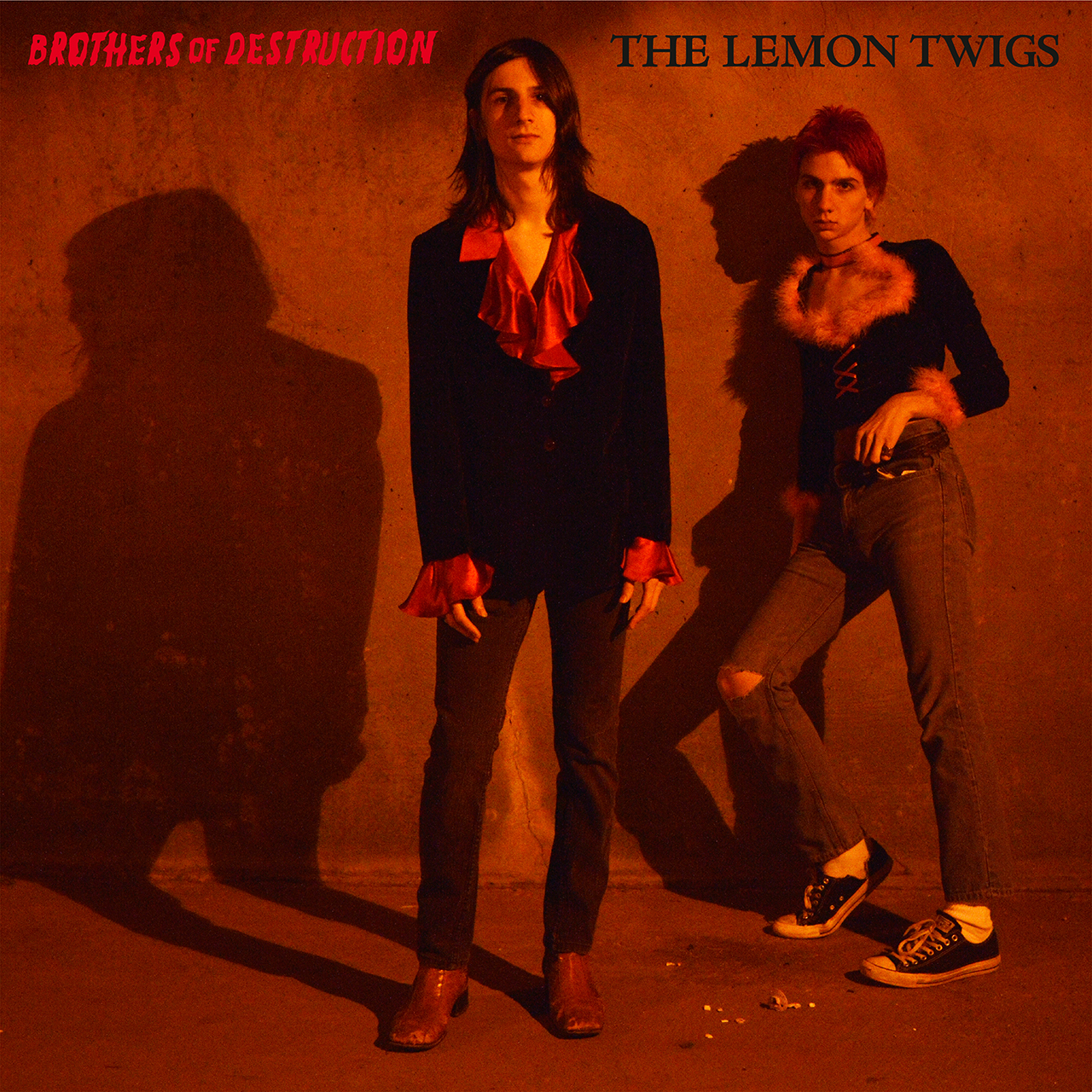 『Brothers of Destruction』The Lemon Twigs ¥2,200
