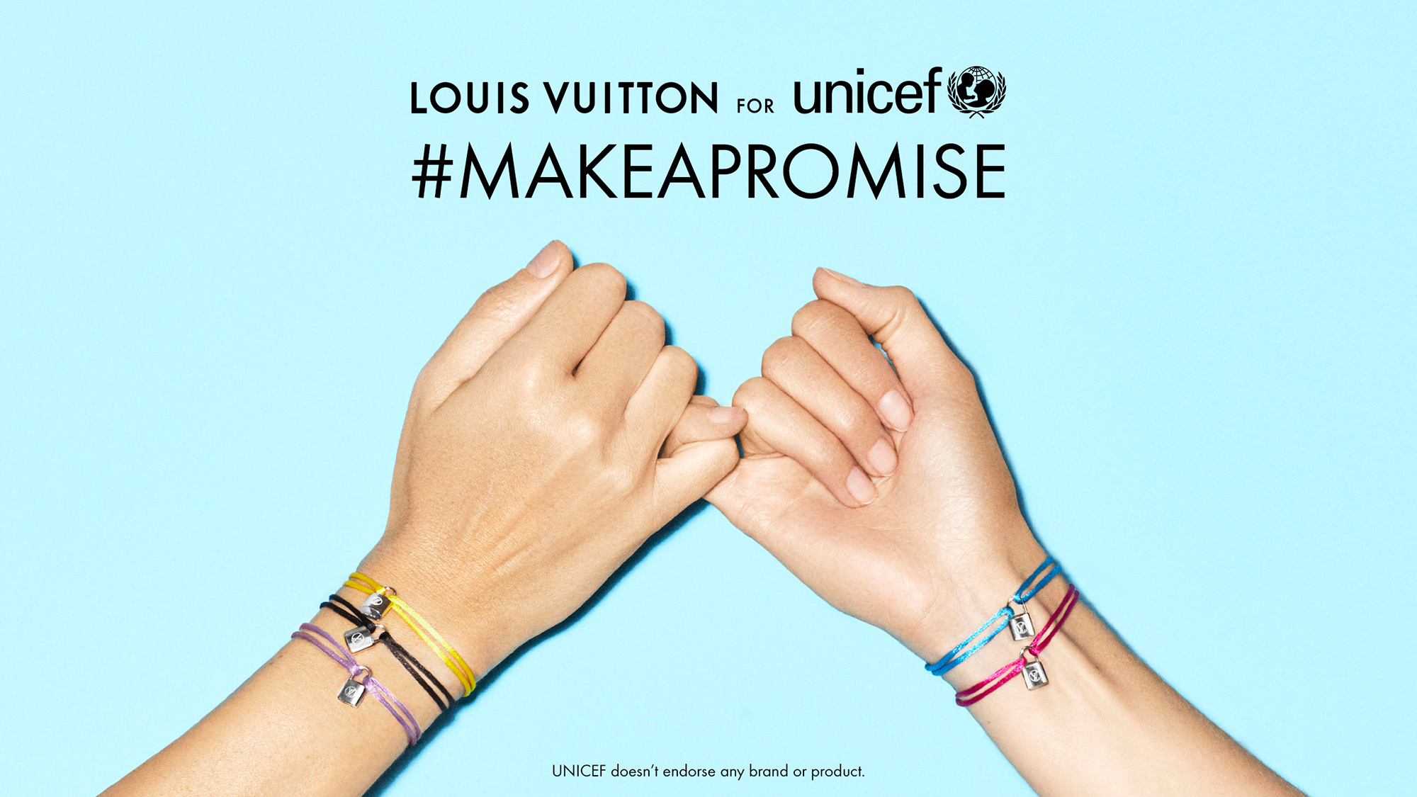 「LOUIS VUITTON for UNICEF」